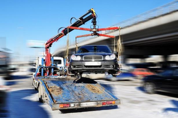 Доставка легкового авто манипулятором 1-3 тонны 2
