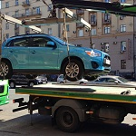 Эвакуация авто в Москве - срочно эвакуировать легковой автомобиль 1