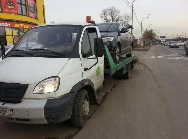 Эвакуатор Бронницы - Москва - рассчитать стоимость за 1 км 2