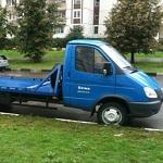 Эвакуатор (Домодедово) - круглосуточно и дешево вывезти машину 1