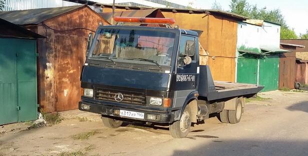 Эвакуатор (Красногорск) - дешево эвакуировать автомобиль 4