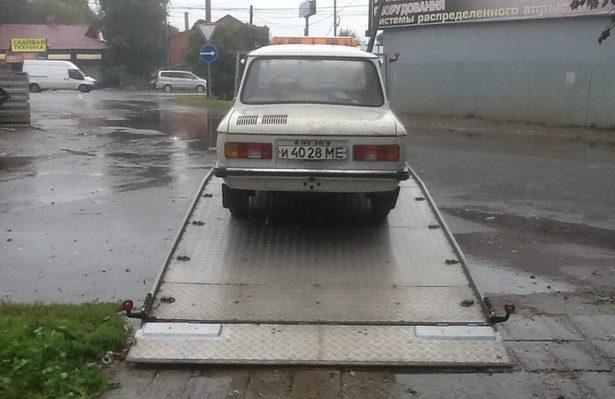 Эвакуатор Мытищи - дешево эвакуировать авто 4