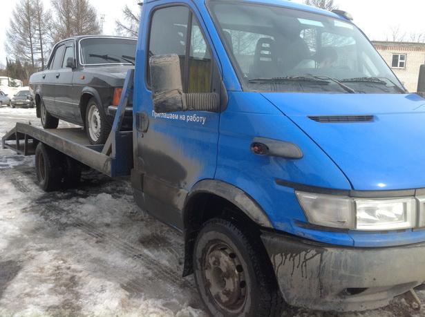 Эвакуатор по Москве за 1000 рублей - сколько стоит самый дешевый 4