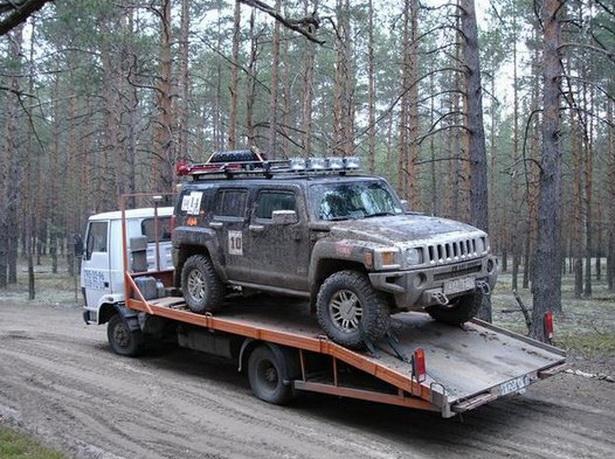 Эвакуатор (Солнечногорск) - цена на перевозку автомобиля 3