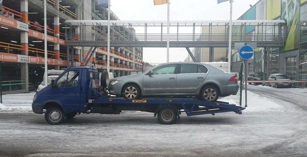 Эвакуатор (Солнечногорск) - цена на перевозку автомобиля 4