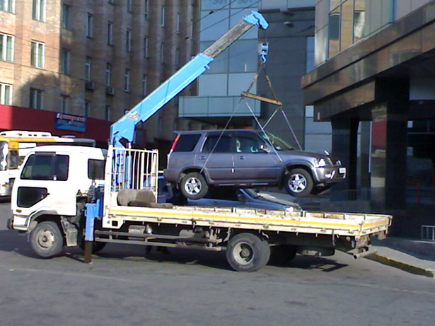 Эвакуатор СВАО - дешево эвакуировать машину на северо-востоке Москвы 2