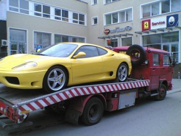 Эвакуатор (Жуковский) - дешево вызвать эвакуацию авто 4