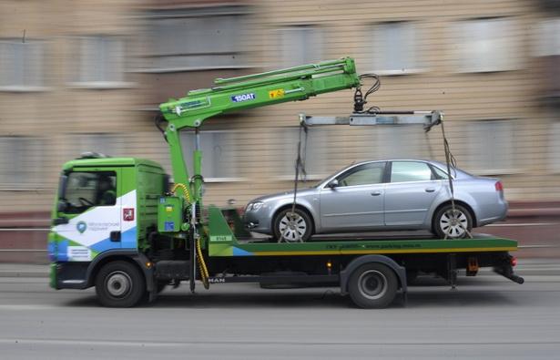 Эвакуировали машину - куда звонить (Москва) 2