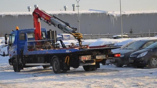 Эвакуировали машину в Московской области - куда звонить 4