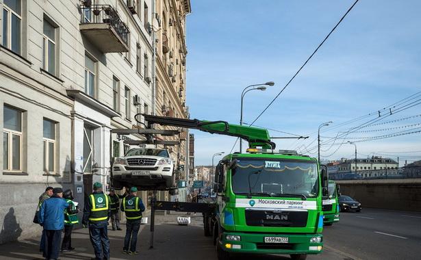 Московский эвакуатор - услуги эвакуации автомобилей в Москве 2