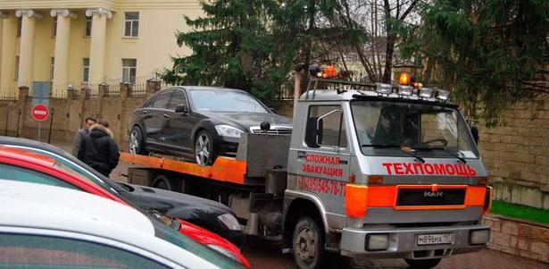 Рассчитать стоимость эвакуатора - Москва и окрестности 3