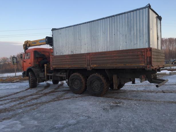 Заказ манипулятора в Московской области - цены на услуги 3