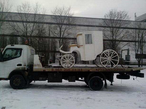 Заказать эвакуатор - Ленинградское, Пятницкое, Ярославское, Алтуфьевское шоссе 2