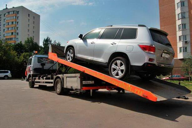 Авто эвакуатор (ЮЗАО) - дешево эвакуировать легковой автомобиль в Москве 3