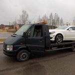 Авто эвакуатор (ЮЗАО) - дешево эвакуировать легковой автомобиль в Москве 1