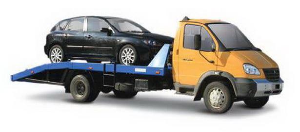 Автомобильный эвакуатор - цена за 1 км эвакуации 4