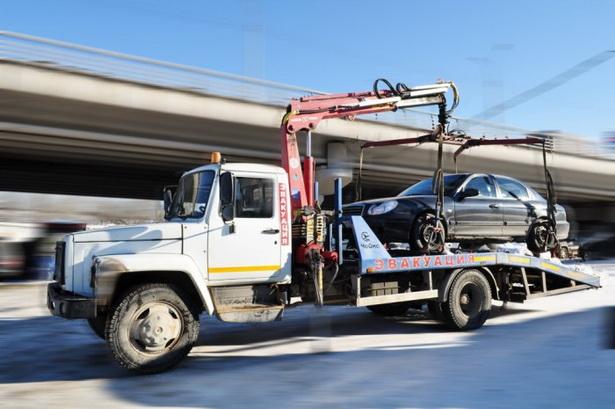 Доставка легкового авто манипулятором 1-3 тонны 4