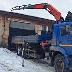 Доставка легкового авто манипулятором 1-3 тонны 1