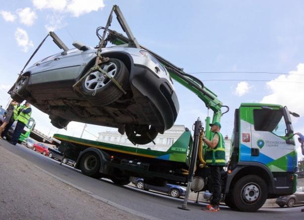 Эвакуация авто в Москве - срочно эвакуировать легковой автомобиль 2