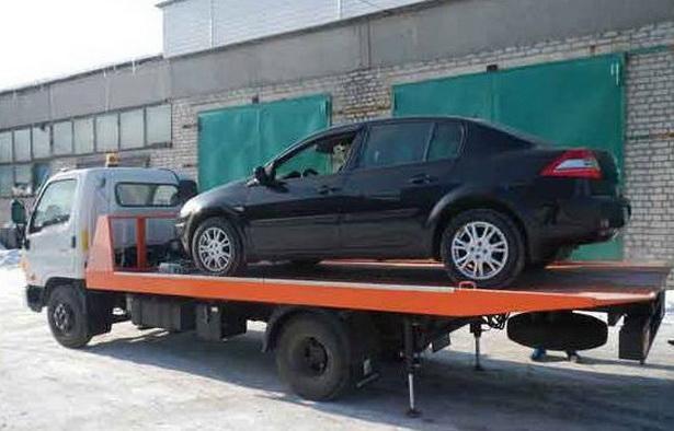Эвакуация авто в Москве - срочно эвакуировать легковой автомобиль 4