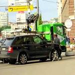 Эвакуация автомобиля в Москве - стоимость эвакуации манипулятором 1