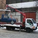 Эвакуатор (Красногорск) - дешево эвакуировать автомобиль 1