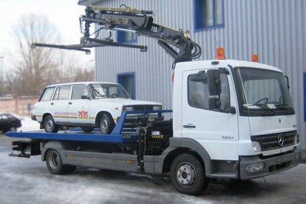 Эвакуатор манипулятор дешево - Москва и Московская область 3