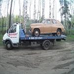 Эвакуатор Троицк - Калужское шоссе - Москва - заказ, цена, 24 часа 1