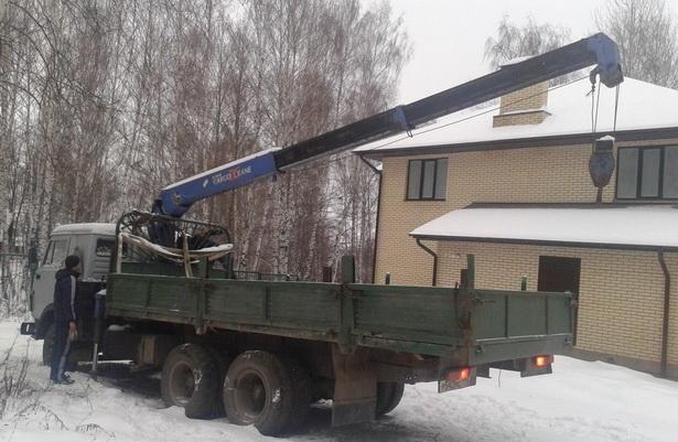 Как перевезти вещи в Москве недорого при переезде 4