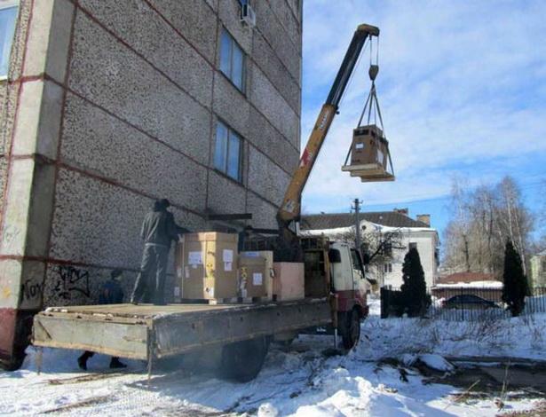 Как перевезти мебель недорого на дачу - Московская область 4