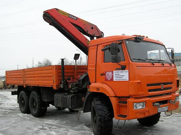 Перевозка мебели по Москве недорого манипулятором 4