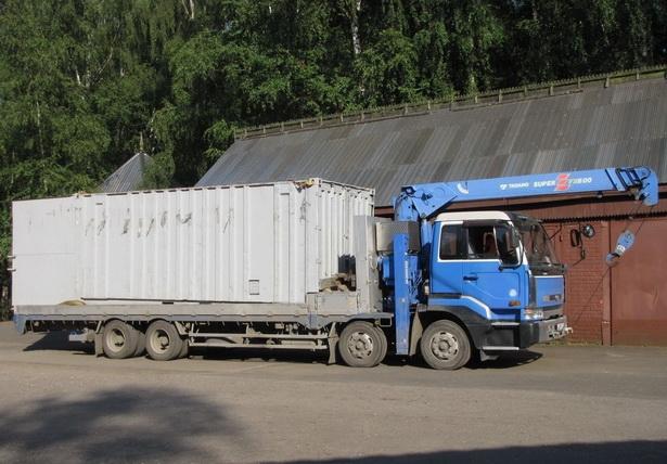 Перевозка вещей по Москве недорого - перевозим вещи и мебель 2