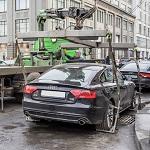 Служба эвакуации автомобилей в Москве - как найти автомобиль 1