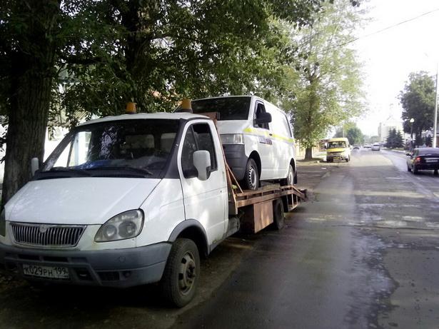 Заказать эвакуатор - Варшавское, Калужское, Киевское, Каширское, Симферопольское шоссе 3