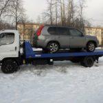 Эвакуатор в Москве недорого